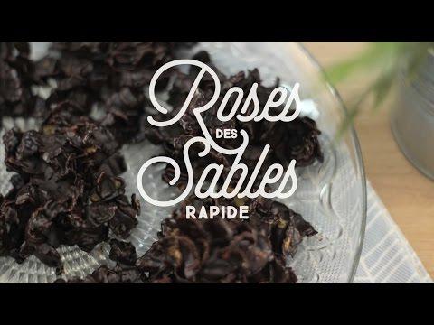 Roses des sables rapides - CuisineAZ