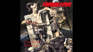 Annihilator - Time Bomb [HD/1080i]