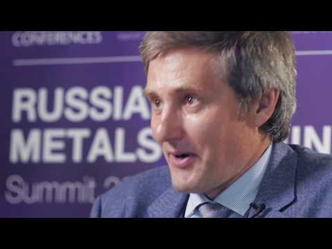 Sergey Kumov, Norilsk Nickel - Russian & CIS Metals