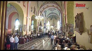 Jubileusz 670-lecia parafii pw. Św. Stanisława Biskupa i Męczennika w Łańcucie