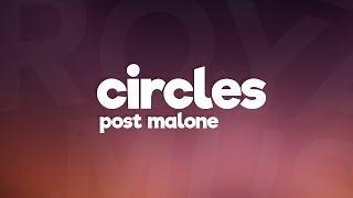 Cover images Post Malone - Circles (Lyrics)