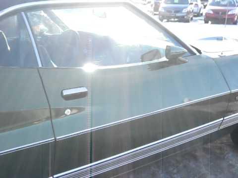 72 Gran Torino Q Code Car Walk Around