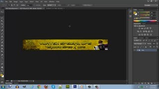 How to make an AWESOME ad for ROBLOX [PHOTOSHOP] [HD]