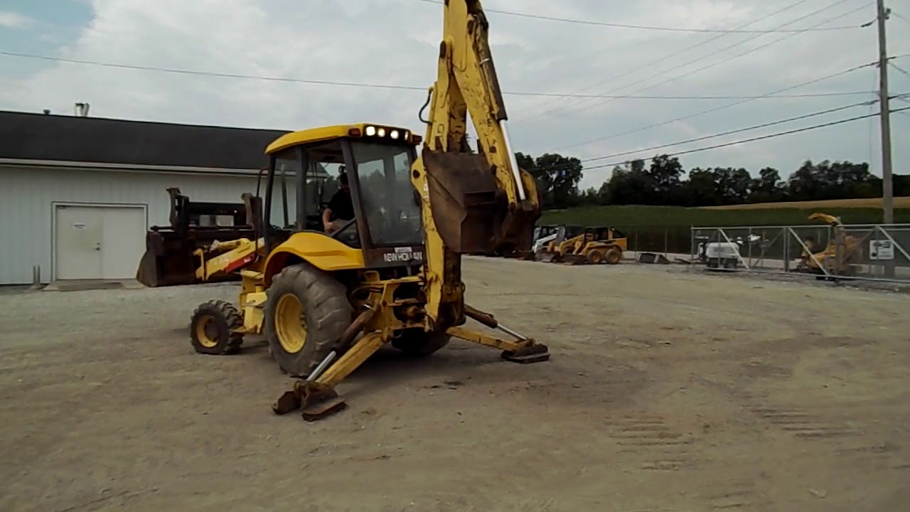 hight resolution of b pdf on new holland new holland lb75b backhoe loader tractor new holland backhoe on new holland
