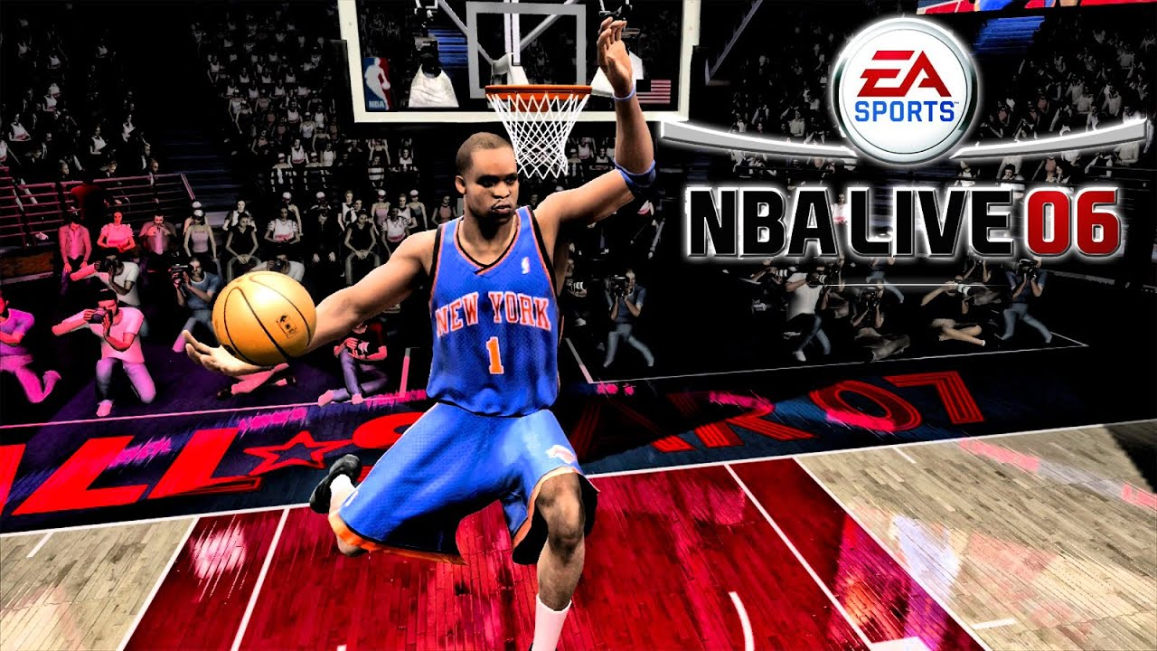 Nba Live Fps Hd Dunk Contest J Smith Vs A Stoudemire Vs V Carter Vs S Francis