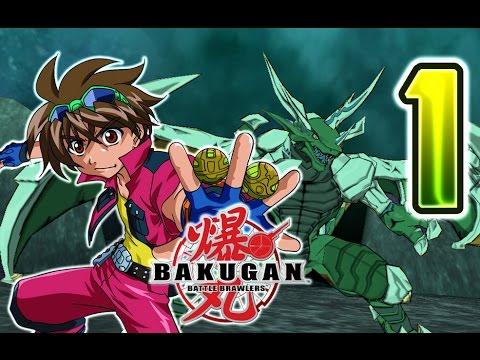 Bakugan Battle Brawlers Walkthrough Part 1 (X360, PS3, Wii, PS2) 【 VENTUS 】  [HD]