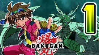 Bakugan Battle Brawlers Walkthrough Part 1 (X360, PS3, Wii, PS2) 【 VENTUS 】 [HD]