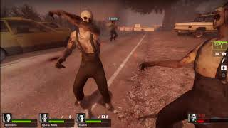 Multiplayer Shinanigans: Left 4 Dead 2 (Part 10)