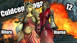 Culdcept Saga Episode 12 Free for All Rilara & Diarna