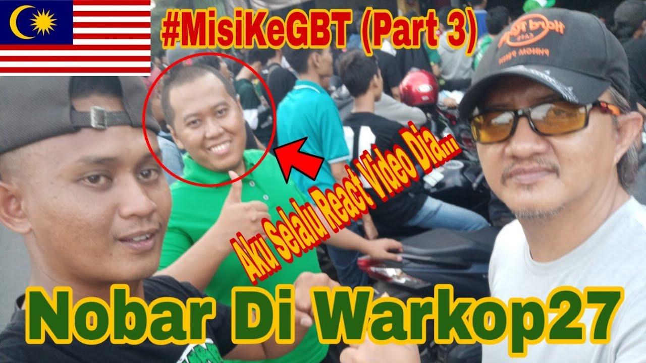 Download Nobar Di Warkop27 / Persebaya vs Bhayangkara / #MisiKeGBT (Part 3)