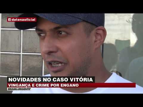 Polícia investiga se Vitória foi morta por vingança