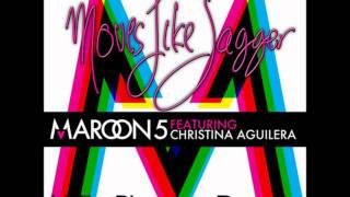 Maroon 5 ft Christina Aguilera - Moves Like Jagger (Willy Blanco Remix)