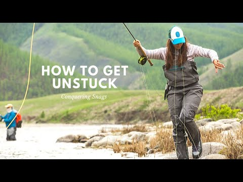 3 Tricks To Help Get Your Fly Or Lure Unstuck From A Snag