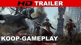 Assassin's Creed Unity - Kooperative Raub-Mission im Gameplay-Video