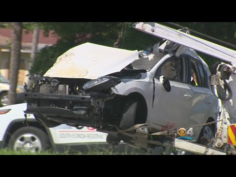 2 Dead After Car Collides With Train In Pompano Beach