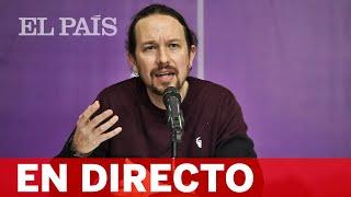 DIRECTO #4M | CONSEJO CONFEDERAL de UNIDAS PODEMOS