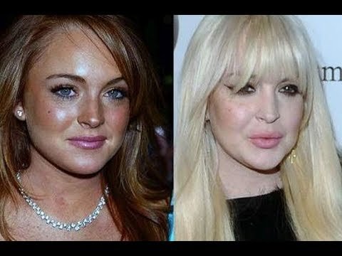 Video of lohan breast