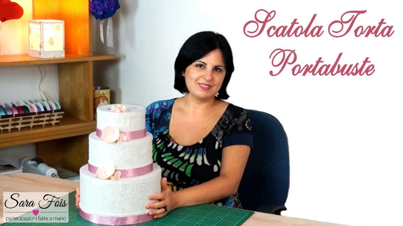 Super Torta Portabuste fai da te | Tutorial Nozze | Nozzeggiando - YouTube FC28