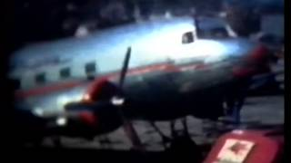 1946 Northeast Airlines LaGuardia Airport
