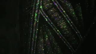 Rainbow/Holo Metalflake Custompainted Gas Tank