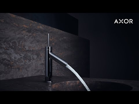 AXOR Starck | Минималистичный дизайн ванной