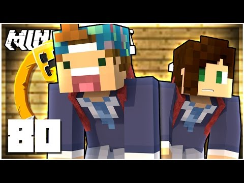 GOING BACK TO SCHOOL! | HUNGER GAMES MINECRAFT w/ STACYPLAYS! | SEASON 2 EP 80