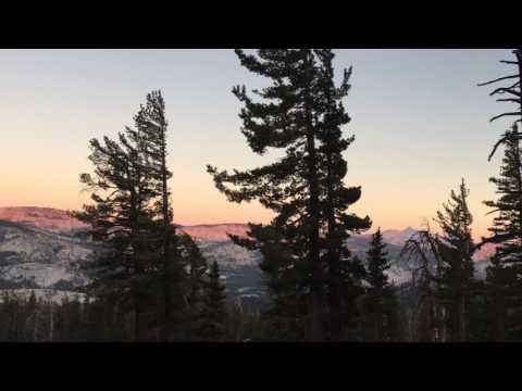 Behind-the-Writing: Yosemite Hike