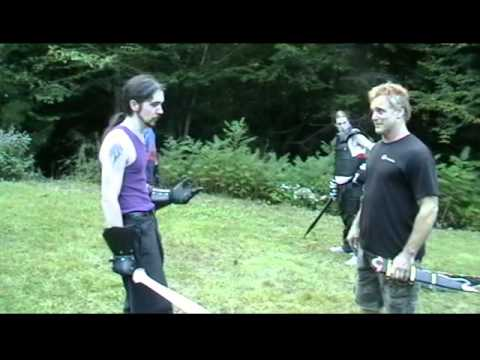 TraditionalFilipinoWeapons.com Presents, The Celtic Dress Sword