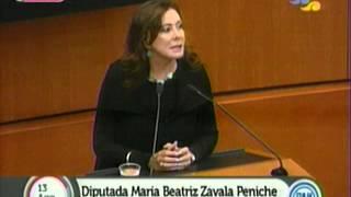 Dip. Beatriz Zavala (PAN) - Brotes de Ébola