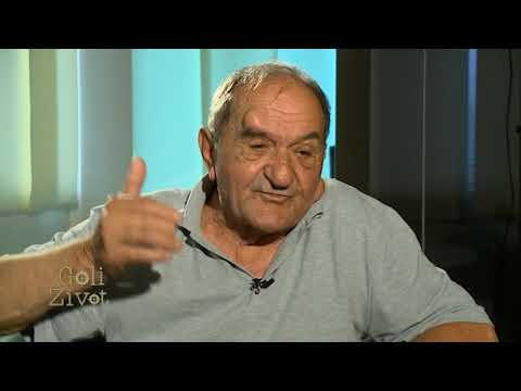 Goli Zivot - Miodrag Ljubic - (TV Happy 14.02.2019)