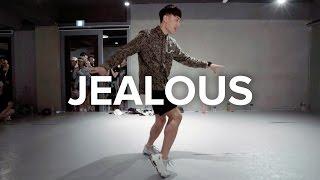 Repeat youtube video Jealous (I Ain't With It) - Chromeo / Junsun Yoo Choreography