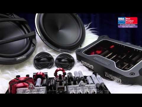 Hertz Mille Legend MLK 1650.3 - EUROPEAN IN‐CAR SPEAKER SYSTEM 2015�
