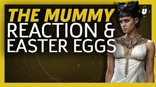 The Mummy Review and Easter Eggs