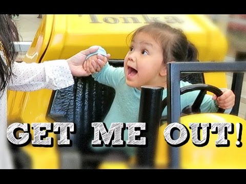 MALL RIDE GONE WRONG! - May 06, 2017 -  ItsJudysLife Vlogs thumbnail