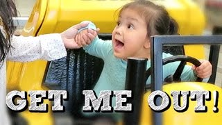 MALL RIDE GONE WRONG! - May 06, 2017 -  ItsJudysLife Vlogs