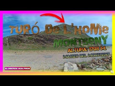 Montseny, Subida en bicicleta al Turó de l'Home, Subida en bicicleta al Montseny