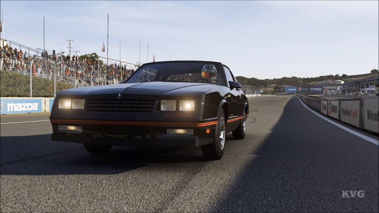 Forza Motorsport 6 - Chevrolet Monte Carlo Super Sport 1988 - Test