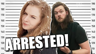 My Girlfriend Was ARRESTED!