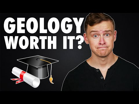 Is a GEOLOGY Degree Worth It?