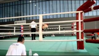 Calin Stoian - Campionatul National de K-1