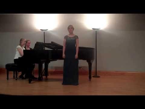 """Allerseelen""  Richard Strauss"