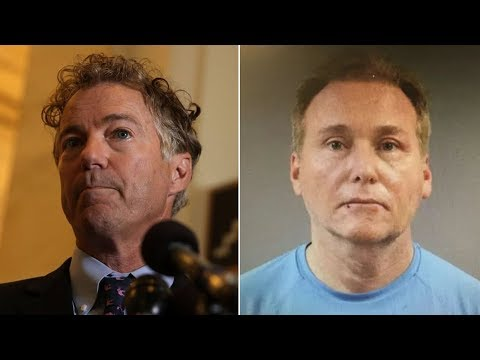 Rand Paul Assaulted By Democrat-Voting Neighbor; Suffers Broken Ribs. What Happened?