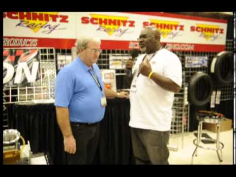 Schnitz Racing at Indianapolis Dealer Show 2011