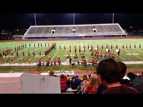 Brother Martin High School Crusader Band 2017 District Festival