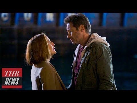 'XFiles' Finale: Creator Chris Carter Talks 's Future Without Gillian Anderson  THR