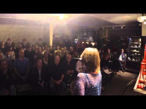 The singing being | Maria Hagberg | TEDxGöteborgSalon