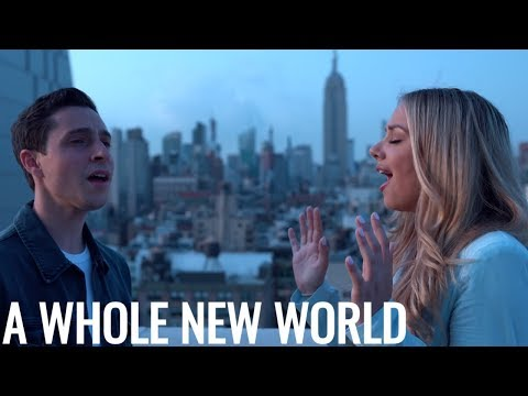 Aladdin - A Whole New World (Emma Heesters & Dan Berk Cover)
