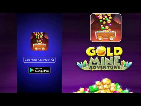 Gold Miner Adventure - Ball Games 홍보영상 :: 게볼루션