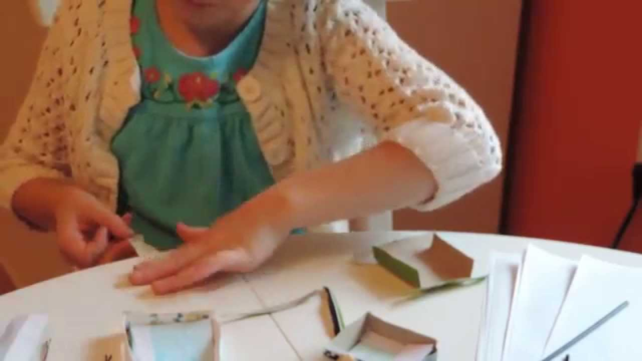Dollhouse furniture made easy  YouTube