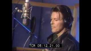Bowie in the Studio and ZDTV Interview 1999.